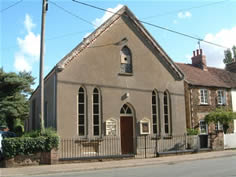 Pott Row Methodist Church
